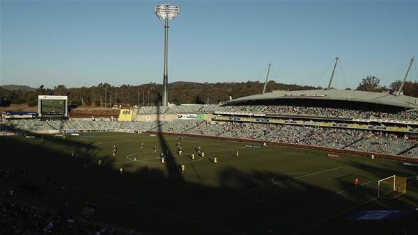 Canberra date for Socceroos