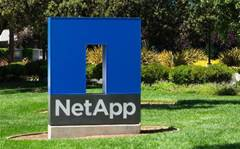 NetApp shares plunge with lower-than-expected outlook