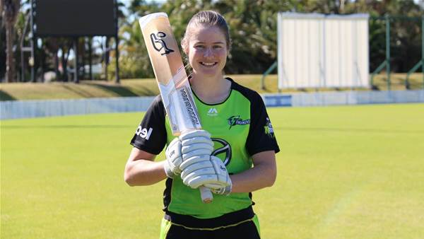 Wollongong-bound Thunder sign prodigious wicket keeper