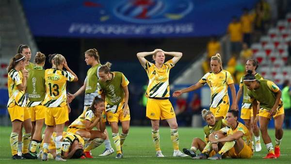 Australia faces stiff, growing competition for World Cup