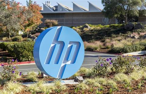 HP to launch new organisational structure in November