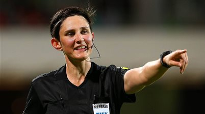 A-League appoints first female referee