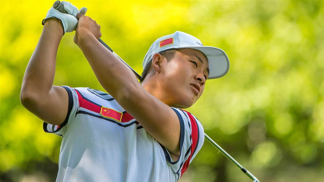 Asia-Pacific Amateur: Lin Yuxin eager to impress as home-crowd favourite