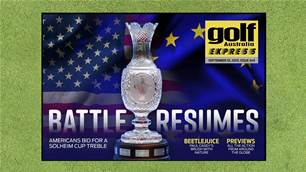 GA Express 349: Solheim Cup Preview