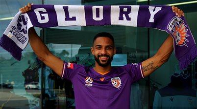 Glory swoop for Swiss defender