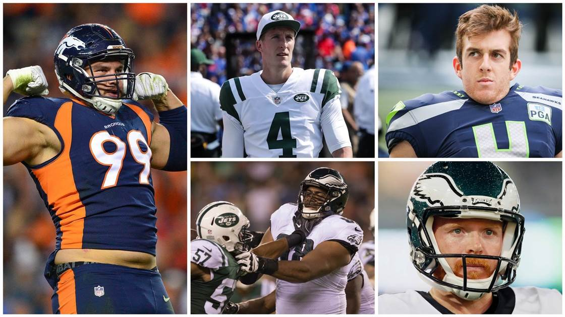 Five NFL Aussies you must not miss...