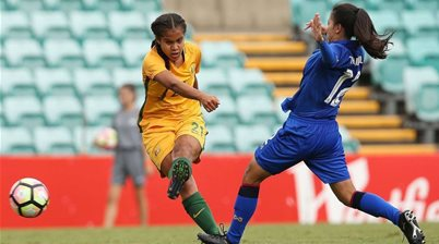 Adelaide sign renowned Matildas prodigy