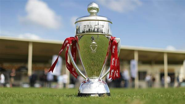 Strikers out for FFA Cup history in semis