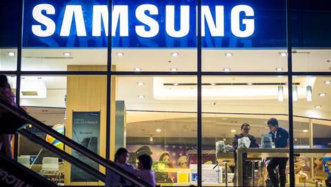 Samsung board chairman jailed on union-busting charge