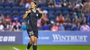 Kerr equals another all-time NWSL record