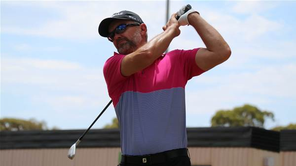 Long wait over for WA PGA defence