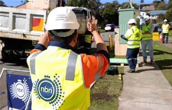 NBN Co slapped on the wrist for giving preferential treatment