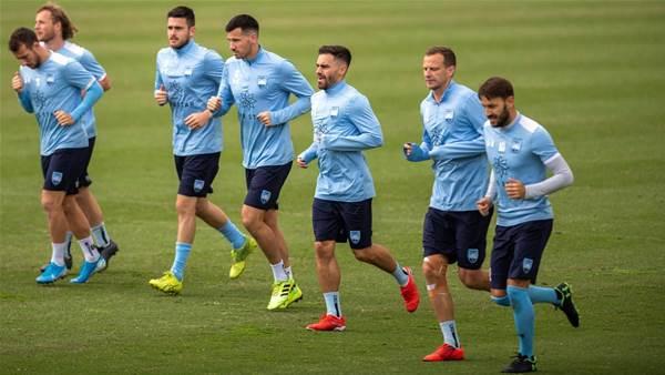 Sydney FC set to handle A-League pressure
