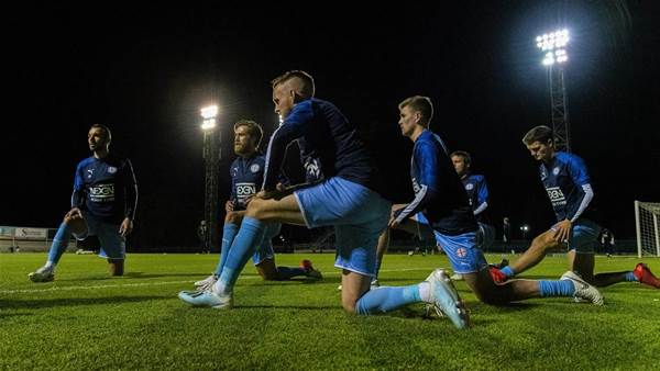 City hold edge ahead of A-League derby