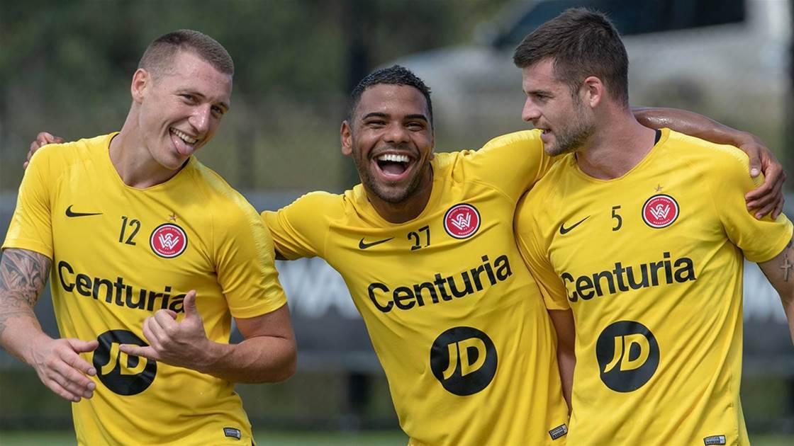 Wanderers feeling the love in A-League