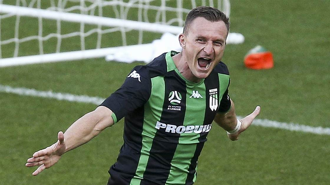 Berisha gives Western an A-League lift-off