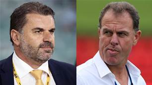 Oar makes Stajcic, Postecoglou comparison