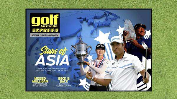 GA Express 354: Stars of Asia
