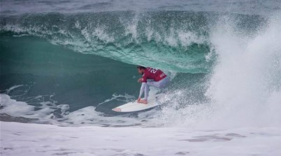 5 Takeaways From Day 1: The Rip Curl Pro Portugal