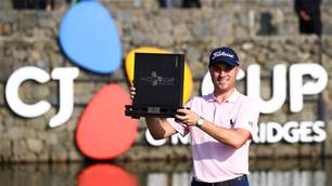 Thomas wins CJ Cup, Smith third