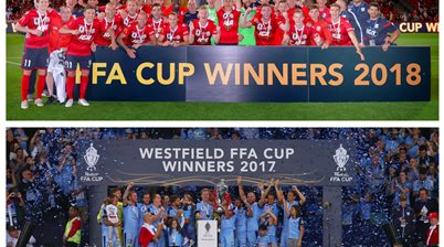 FFA Cup final at a glance