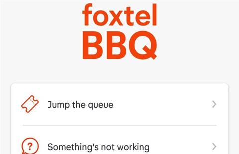 Secret Foxtel app turns BBQers into tech supporters