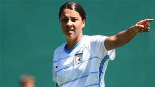 Sam Kerr wins MVP ahead of US title game