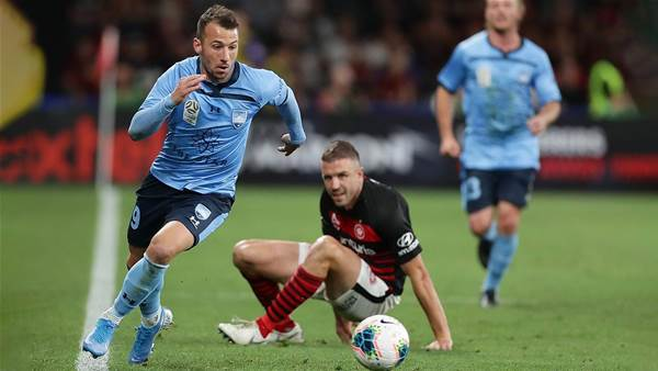 Le Fondre: We did everything but score