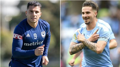 Socceroos Maclaren and Nabbout hamstrung