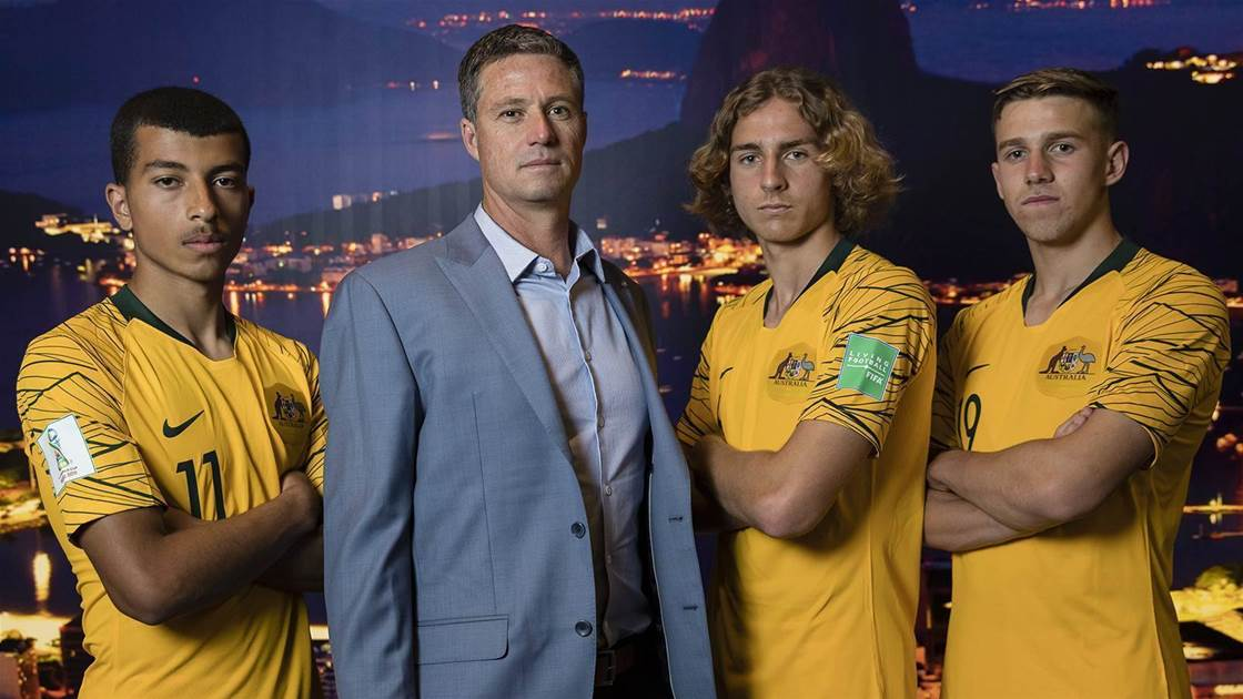 Joeys to face France at U17 World Cup