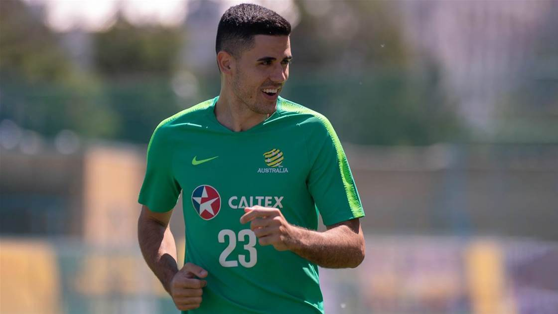 Rogic returns as Socceroos face old rival