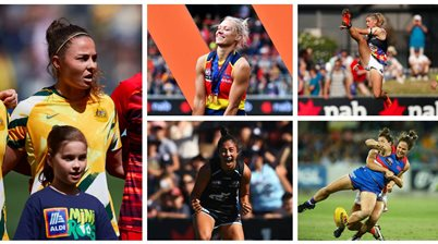 5 more AFLW players we want to see in a Matildas jersey