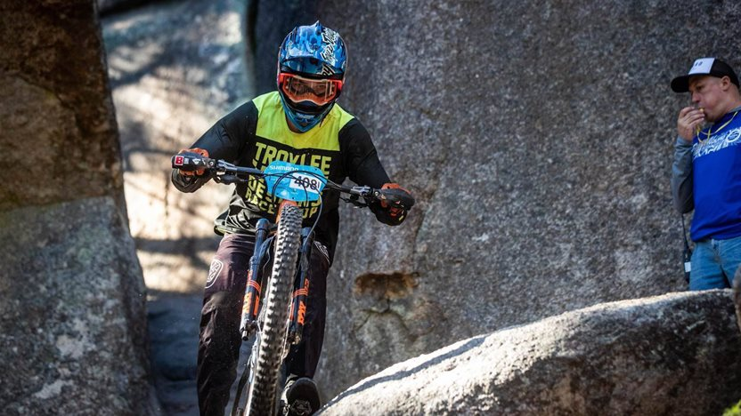 The Shimano Enduro Tour heads to Blue Derby!