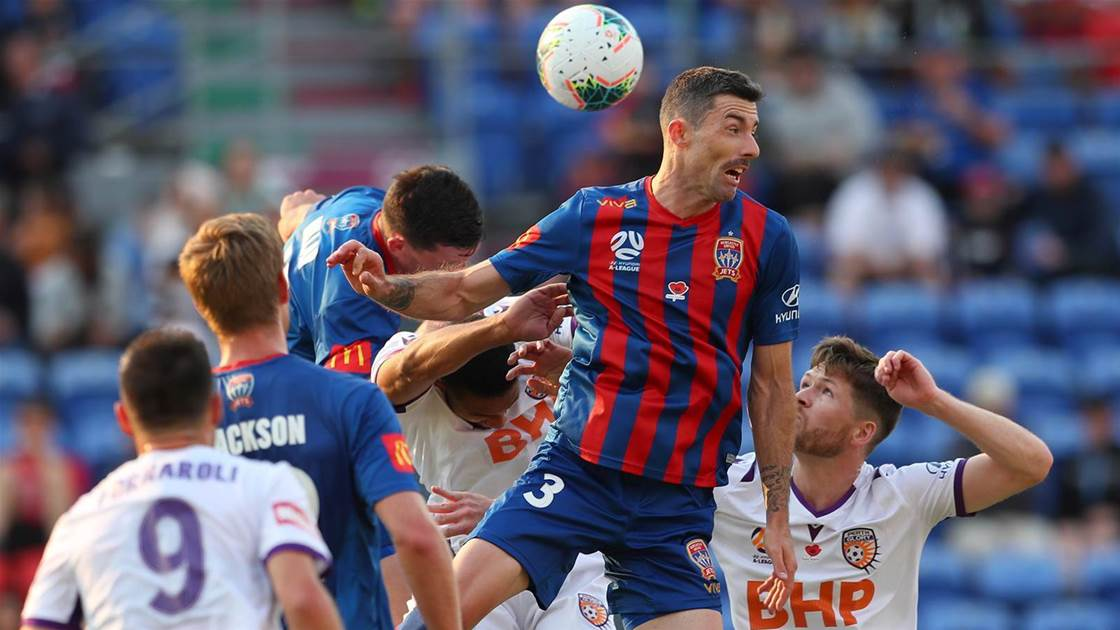Best players of A-League Round Five