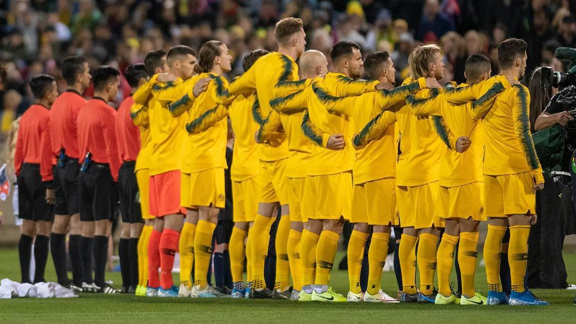 Two minute guide to Australia vs Jordan World Cup qualifier