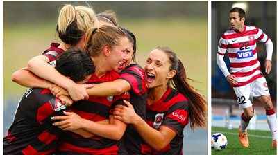 New Wanderers W-League coach admits the jersey 'carries a lot of weight'
