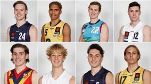 Sheehan's top 40 AFL draft prospects