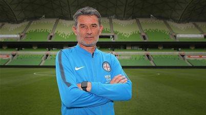 W-League season too short: Rado Vidosic