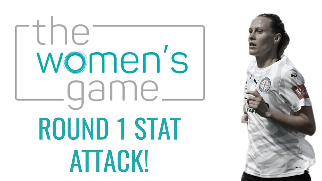 STATS what we're talking about: The most impressive W-League figures for Round 1