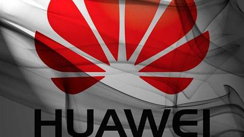 Huawei founder praises US tech