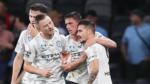 Maclaren can play above A-League: City