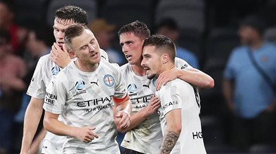 Maclaren can play above A-League: City