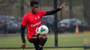 Kamau hopes to reignite Western Sydney Wanderers flame