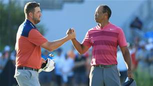 Leishman ready to tackle Tiger at Royal Melbourne