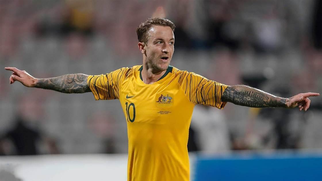 Socceroo Taggart wins K League golden boot