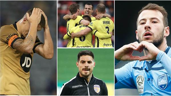 The A-League's big talking points of the weekend...