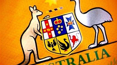 The Aussie on a Greek odyessy