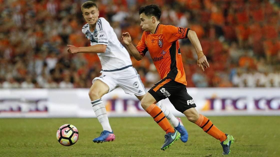 Joe Caletti: A-League to Norwegian adventure