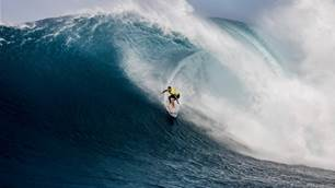 Billy Kemper and Paige Alms Continue To Dominate At Jaws
