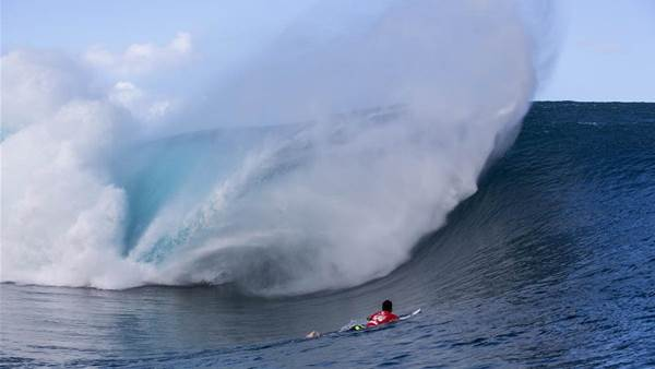 Teahupo'o The Proposed Olympic Venue for 2024